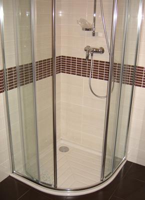 Salle de bain compl te photos de r alisations for Prix salle de bain complete